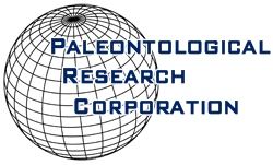 Paleontological Research Corporation logo